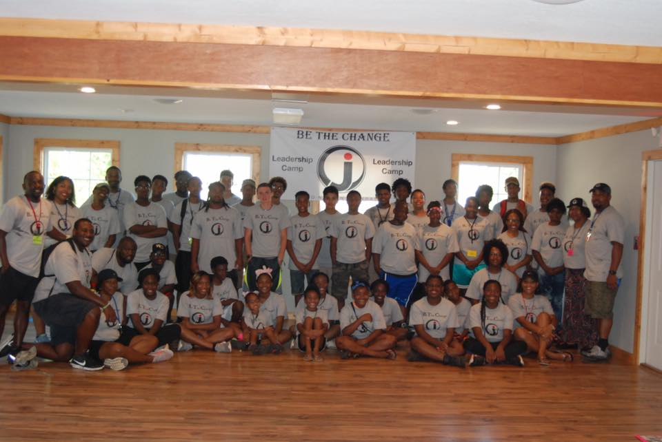 Be the Change Leadership Camp